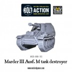 New: Marder III Ausf. M tank destroyer