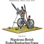 New: Napoleonic British Rocket Bombarding Frame