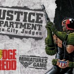 New: The Justice Department – Mega City Judges