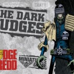 New for Judge Dredd: The Dark Judges!