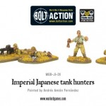 New: Bolt Action Japanese releases