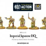 New: Bolt Action Imperial Japanese models