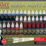 New: Army Painter Mega Paint Set and more!