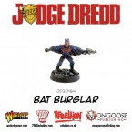 New Judge Dredd Mercenaries: Bat Burglar & Vid Reporter