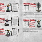 Preview: Judge Dredd Miniatures Game – Mercenaries