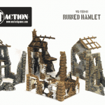 New: Ruined Hamlet plastic boxed set & Farmhouse deal