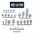 New: British Stowage Pack