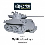New: Bolt Action M36/B1 tank destroyer!