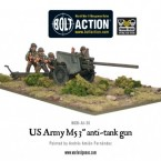 New: Bolt Action US Army M5 3″ anti-tank gun