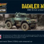 New: Daimler Mk 1 Armoured Car