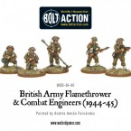 New: British Flamethrower & Combat Engineers