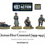 New: German Heer Command (1939-42)