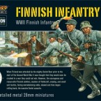 New: Finnish Infantry box set
