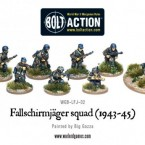 New: Bolt Action Fallschirmjager revised!