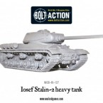 New: Bolt Action Iosef Stalin-2 heavy tank!