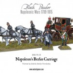 Assembly Diagram: Napoleon's Berlin Carriage