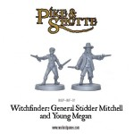 Halloween Special Edition Miniatures: Witchfinder General Stickler Mitchell and Young Megan