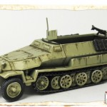 Painting a Hanomag pt3: Transfer and Finish