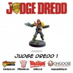 New: Judge Dredd single miniatures