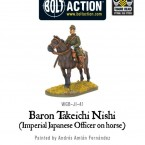 Sneak Peek: Baron Takeichi Nishi