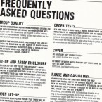 Updated: Bolt Action FAQ and Tournament Pack