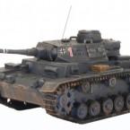 John Stallard's Panzer IIIs