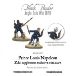Painted: Prince Louis Napoleon exclusive model