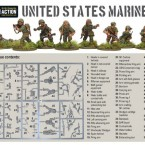 New: Plastic US Marines