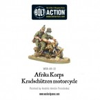 Highlight: AfrikaKorps kradschutzenMotorcycle