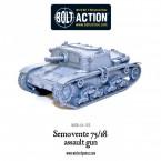New: Italian Semovente 75/18