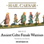 Gallery: Ancient Celtic Female Warriors & Warhound Packmaster