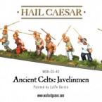 Gallery: Celtic Javelinmen, Cart & Civilians