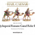Showcase: Imperial Roman Camel Riders