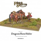 New: Dragoon Horse Holder