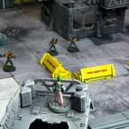 Battle Report: Rumble in the Mall