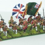 Hobby: British Regular Infantry, French Indian War