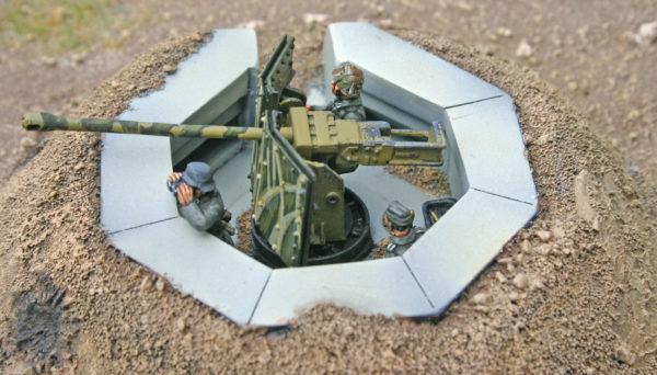 gun emplacement 1