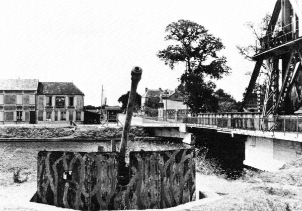 gun emplacement photo