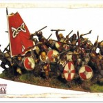 Saxons: Step-by-Step Painting Guide