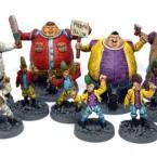 Hobby: Judge Dredd Gangs