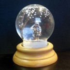 Hobby: Bolt Action Snow Globe!