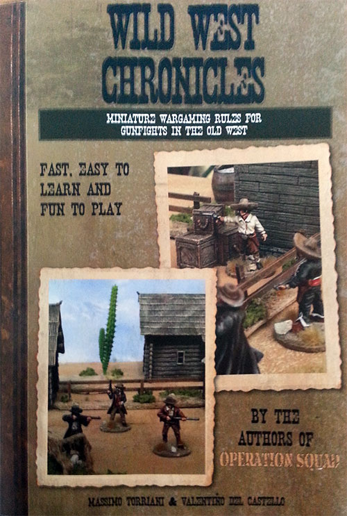 Wild West Chronicles -  Torriani Games