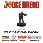 New: War Marshall Kazan and Orlock the Assassin