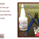 Plastic Wargaming Assembly Army Painter set