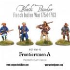 Gallery: French Indian War Frontiersmen