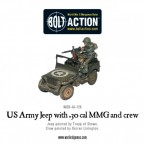 Showcase: US Army Willys Jeep