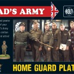 New: Dad's Army Home Guard Platoon boxed set