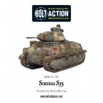 New: Somua S35 and French Tank Crew