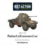 New: Panhard 178 Armoured Car
