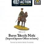 New: Baron Takeichi Nishi